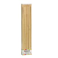Pinchos de bambú  9mm H350mm