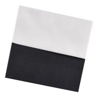 Black non-woven napkin  400x400mm