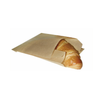Sac papier tout usage brun  120x160mm H50mm