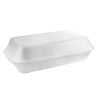 Caja almuerzo  160x240mm H75mm