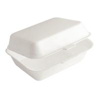 Caja porex amarilla  148x246mm H66mm