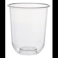 Transparent PLA Dessert cup 480ml Ø96mm  H112mm