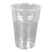 Clear PLA cup 560ml 96mm  H140mm