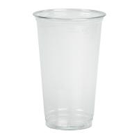 Shaker plastique PET transparent