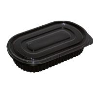 Translucent PP plastic lid  150x230mm H20mm