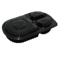 Translucent PP plastic lid  236x147mm H25mm