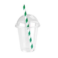 Pot plastique PET transparent