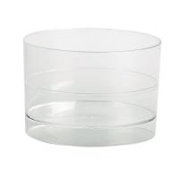 """Bodega"" clear mini plastic PS cup 60ml Ø40mm  H40mm"