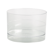 Mini Vaso transparente PS 60ml Ø40mm  H40mm