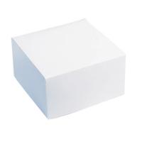 Caja pastelera blanca  160x160mm H80mm