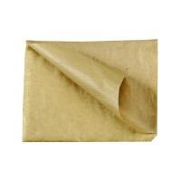 Kraft/brown paper bag open on 2 sides  170x170mm